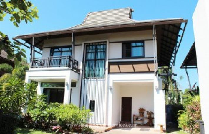Fully furnished house for rent at Nong kwai Hang dong chiangmai.