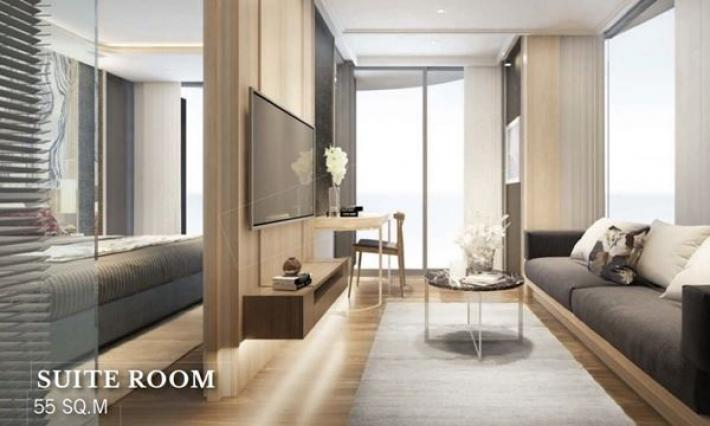 Sell A Brand-New Resort Style Condominium In The Heart Of Pattaya Starting 3.9 MB.