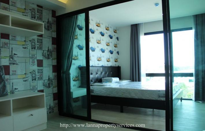 Best location for rent floor 6 near Chiang Mai Airport.