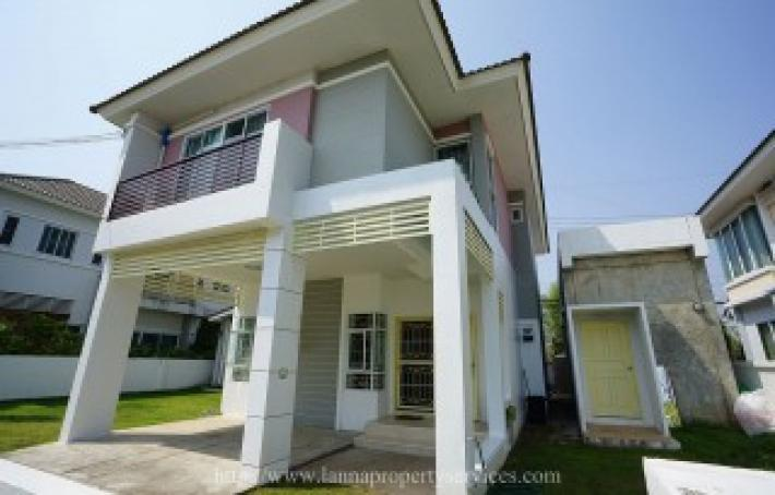 4 bedrooms house for rent in a community near hangdong police station.