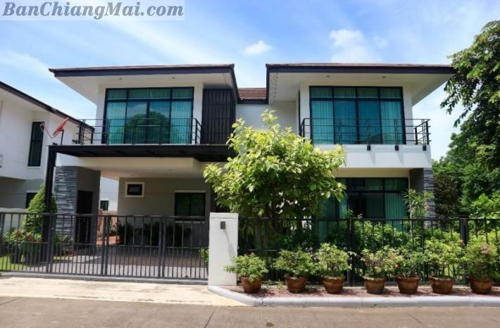 Modern House For rent near Central Festival, ABS and Unity Concord International School.